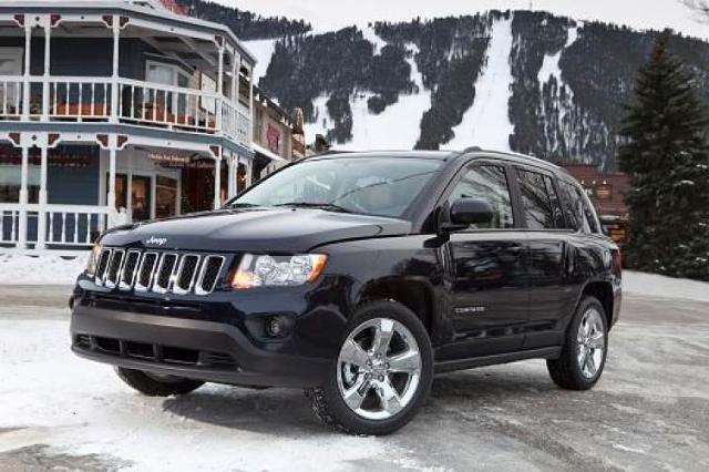 Jeep Compass odmieniony: debiut w Genewie