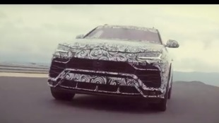 Lamborghini Urus. Znamy dane techniczne