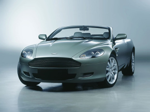 Aston Martin DB9 (2004 - teraz) Kabriolet