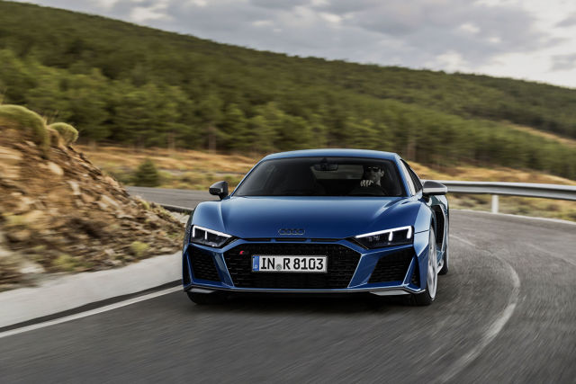 zdjęcie Audi R8