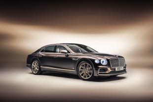 Bentley Flying Spur Hybrid. Limitowana edycja Odyssean