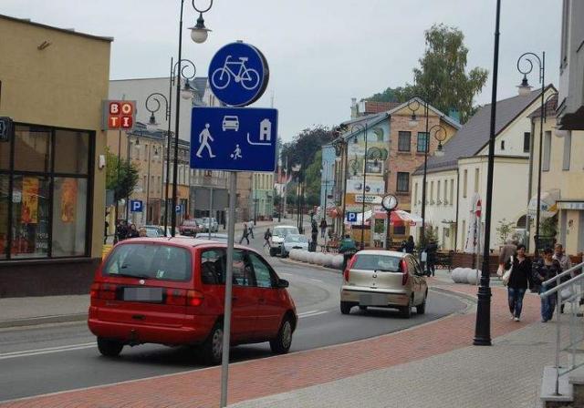 W centrum Bytowa powstanie płatna strefa parkowania