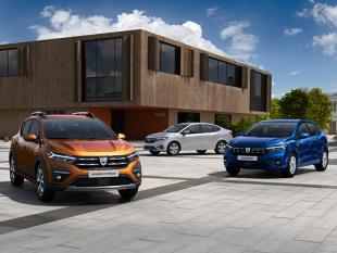 Dacia Sandero, Stepway i Logan – polska premiera