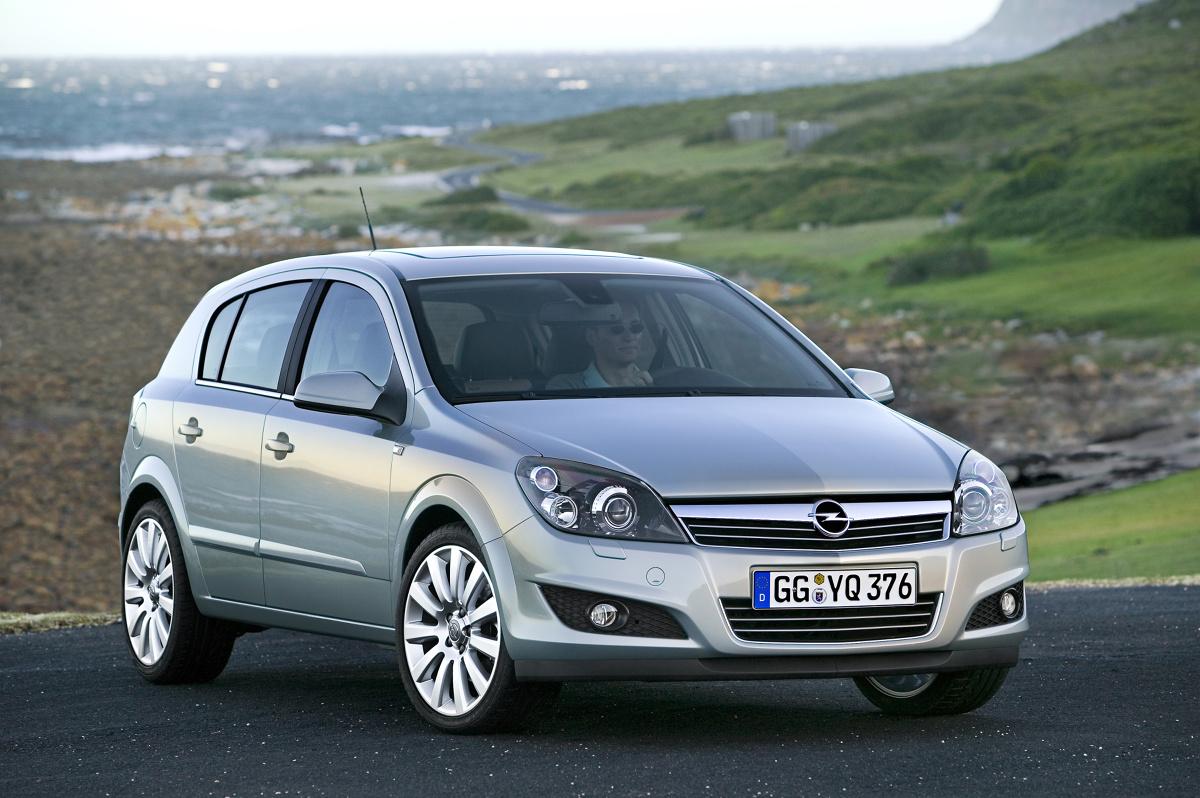 Fot. Opel Astra H / źródło: Opel