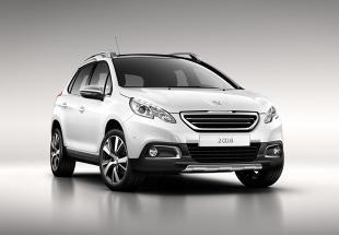 Peugeot 2008 (2013 - teraz) SUV