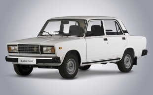 Lada 2107 (1982 - 2012) Sedan