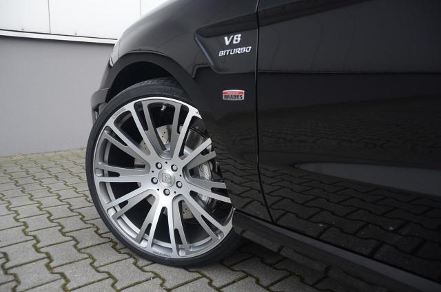 zdjęcie Mercedes-Benz GL 63 AMG Brabus