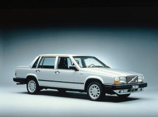 Volvo 740 I (1984 - 1992) Sedan