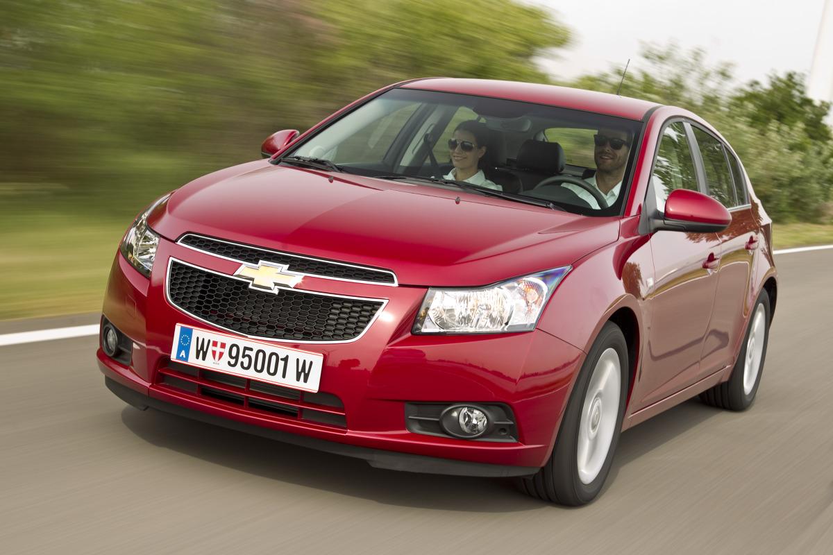 Od momentu debiutu do dziś na rynkach całego świata w ręce klientów trafiły ponad 2 miliony egzemplarzy modelu Cruze, Fot: Chevrolet