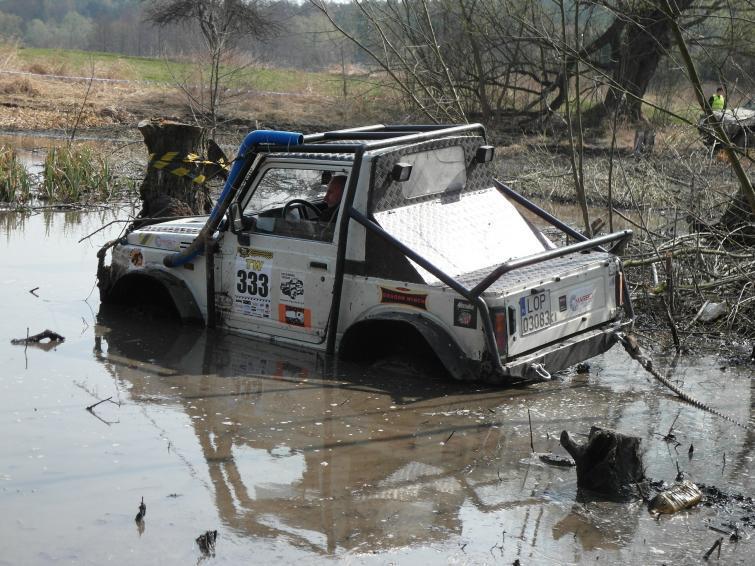Motointegrator Seria 4x4: trzy dni terenowej rywalizacji