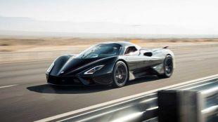 Rekord prędkości. Rekord Bugatti Chiron pobity! Oto nowy rekordzista