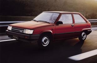 Toyota Tercel II (1982 - 1986) Hatchback
