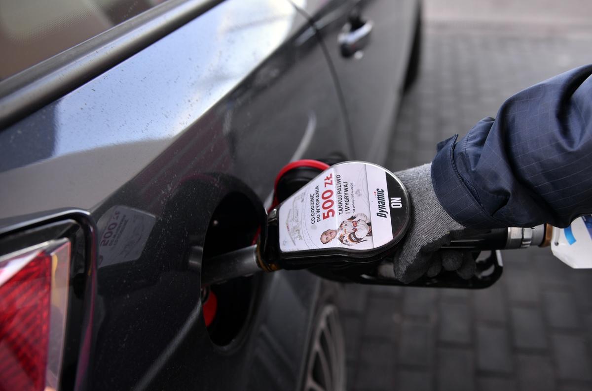 219105ed582437 Ceny paliw. Planowana akcja protestacyjna