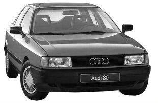 Audi 80 III (B3) (1986 - 1991) Sedan