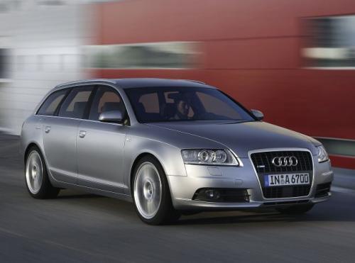 Fot. Audi: Na nasz rynek wprowadzono Audi A6 Avant. Najtańszy model z silnikiem 2,4 l/177 KM kosztuje 178 tys. zł.
