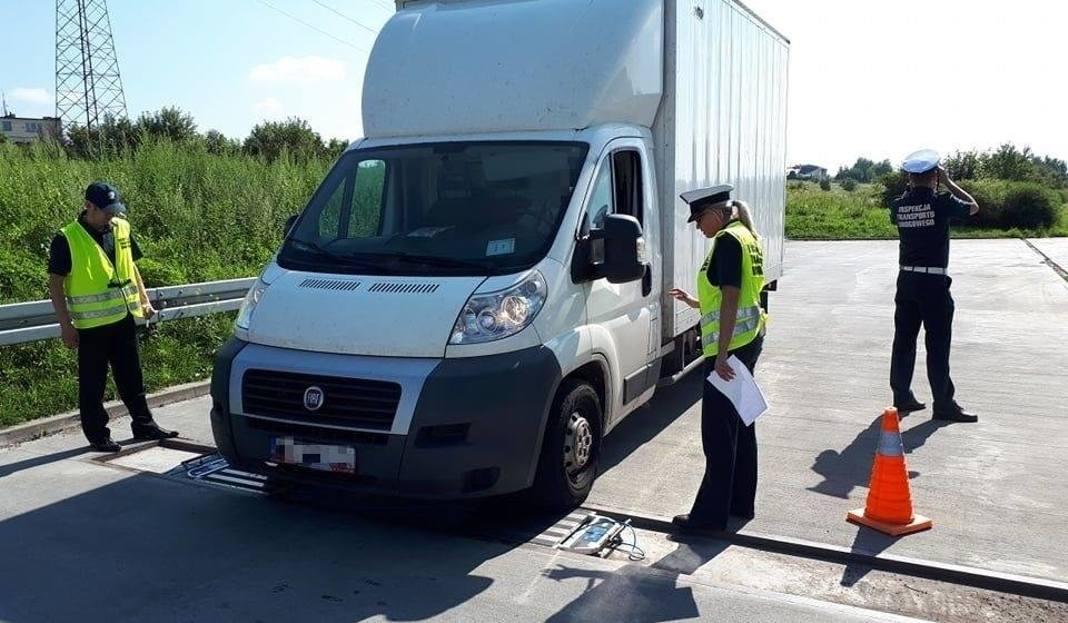 Unijne regulacje przepisów dotyczących pojazdów do 3,5 tony spowodują zmiany także w ustawodawstwie. Fot. Archiwum