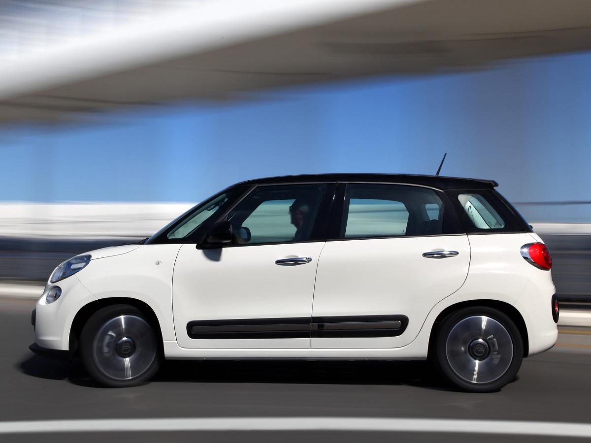 Fiat 500 / Fot. Fiat