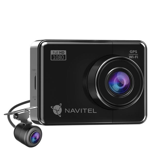 Navitel wprowadził do swojej oferty nowy wideorejestrator – R700 GPS DUAL. Urządzenie zostało wyposażone w kamerę cofania, wbudowany moduł GPS oraz aplikację Wi-Fi. Funkcjonalność użytkowania podnoszą także baza fotoradarów i cyfrowy prędkościomierz.   Fot. Navitel