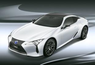 Lexus LC. Ten pakiet pomoże zmodyfikować auto