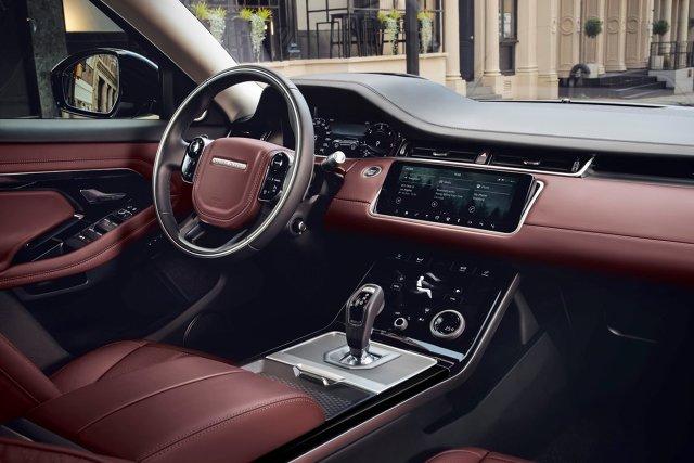 zdjęcie Range Rover Evoque