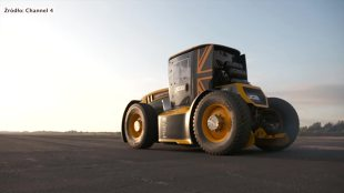 Oto najszybszy traktor świata. Jaką osiągnął prędkość?