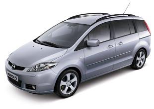 Mazda 5 I (2006 - 2010) MPV