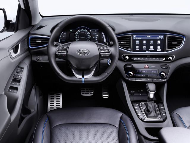 zdjęcie Hyundai Ioniq