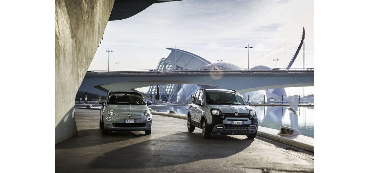 Pakiet ochronny D-Fence będzie wprowadzany we wszystkich modelach Fiata. Początkowo trafił do modeli 500 i Panda.   Fot. Fiat