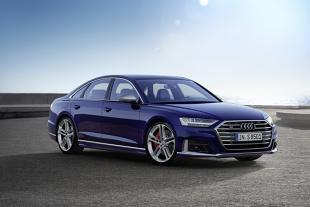 Audi. Nowy model S8. Pod maską V8