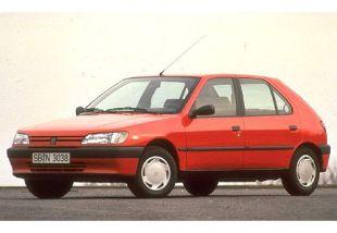 Peugeot 306 I (1993 - 1997) Hatchback