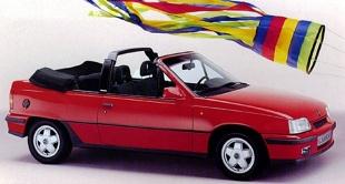 Opel Kadett E (1984 - 1991) Kabriolet
