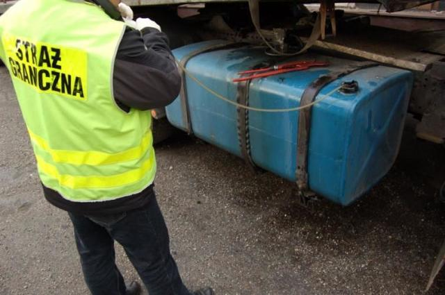 Nowe uprawnienia dla Straży Granicznej - wlepi mandaty kierowcom