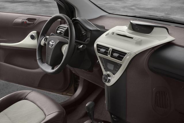 zdjęcie Toyota IQ