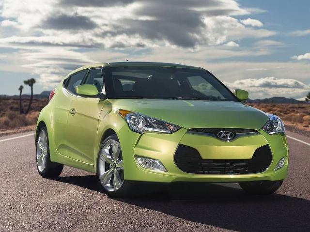 Hyundai Veloster nagrodzony w plebiscycie magazynu Playboy