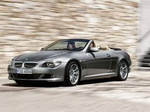 BMW SERIA 6 II (E63/E64) (2003 - 2010) Kabriolet E64]