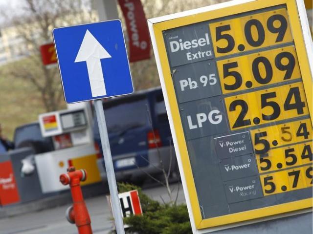 Ceny LPG ostro w górę. ON i Pb na razie nie drożeją