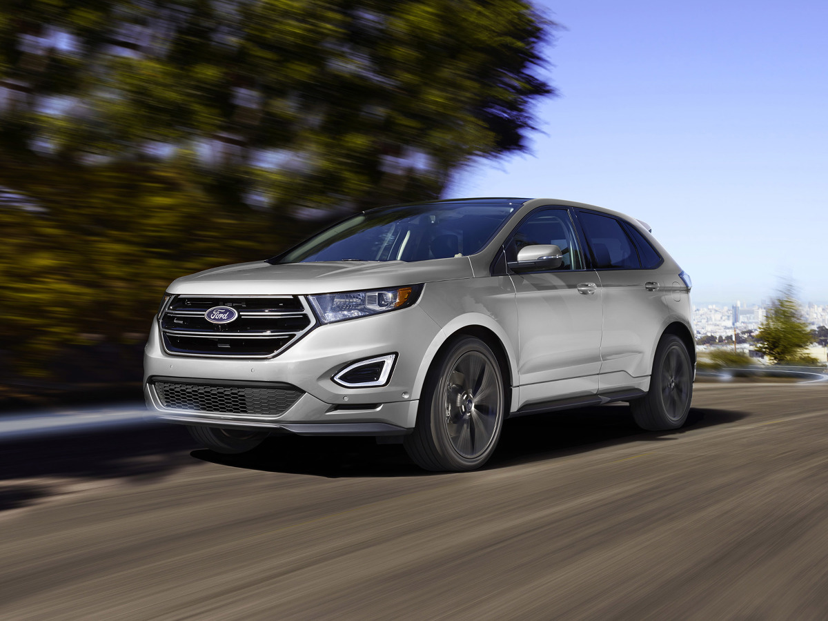 Ford Edge / Fot. Ford
