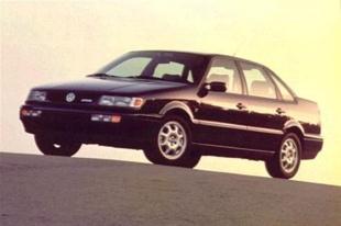 Volkswagen Passat B4 (1993 - 1997) Sedan