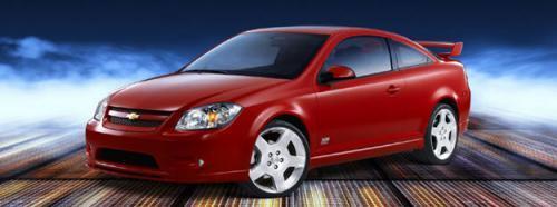 Fot. Chevrolet: Model Cobalt SS w wersji cywilnej rozwija moc 205 KM. Przygotowany do bicia rekordów silnik auta osiąga 700 KM!