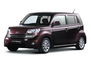 Daihatsu Materia (2006 - teraz)
