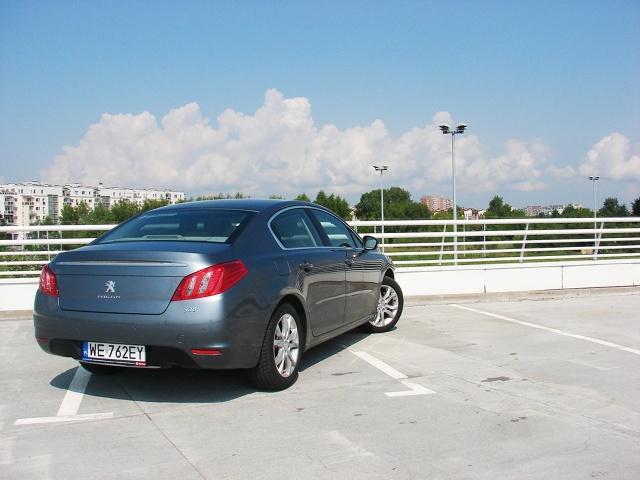 zdjęcie Peugeot 508 2.0 HDi