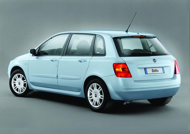 2007 - koniec produkcji Stilo,fot: Fiat