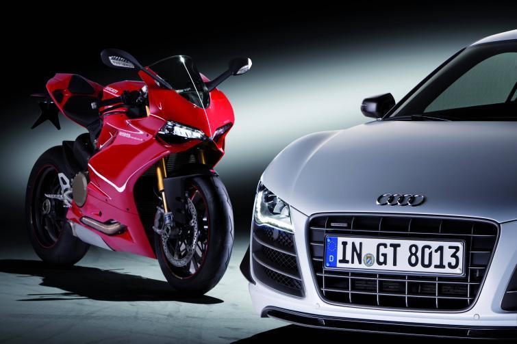Niemieckie Audi kupuje włoskiego producenta motocykli Ducati