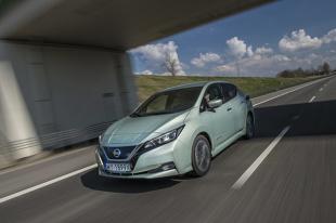 Nissan. Liderem w segmencie samochodów elektrycznych i crossoverów
