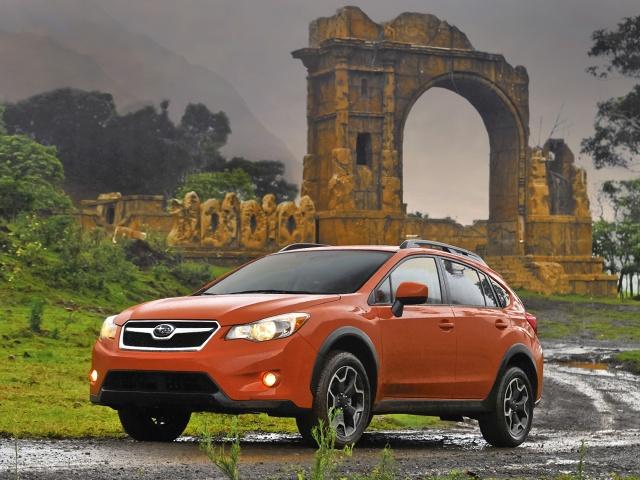 zdjęcie Subaru XV Crosstrek