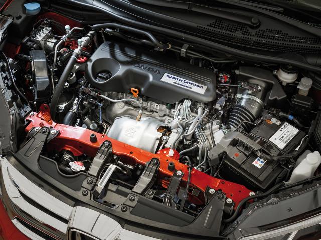 zdjęcie Honda CR-V
