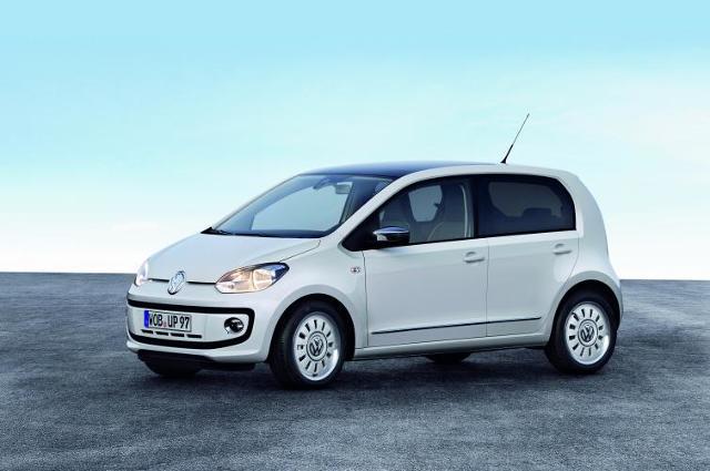 Pięciodrzwiowy Volkswagen up! na wiosnę w salonach. Zdjęcia i ceny