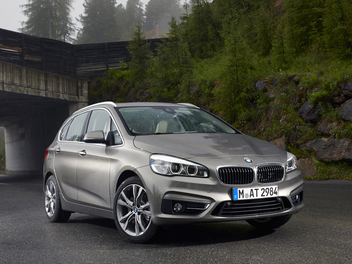 BMW serii 2 Active Tourer / Fot. BMW