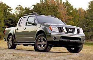 Nissan Frontier II (2004 - teraz) Pickup