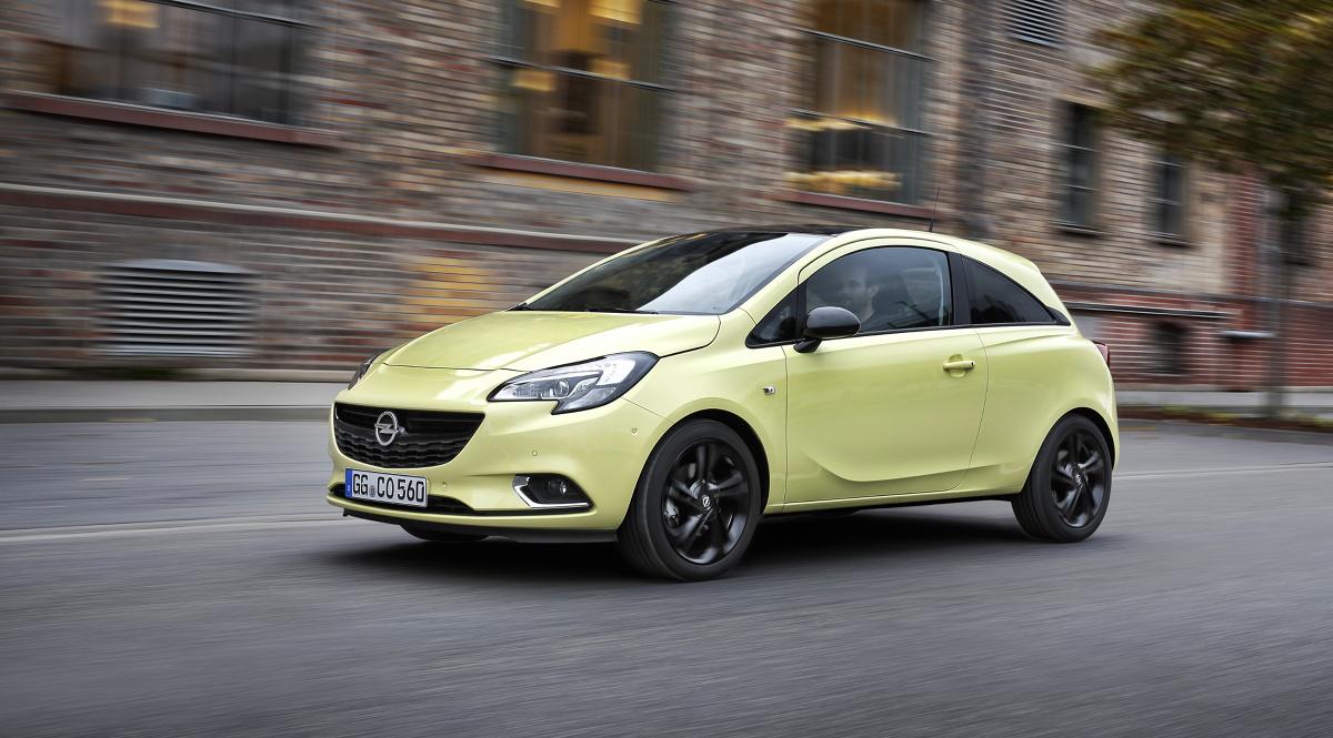 Niekwestionowanym przebojem Opla w 2015 roku na rynku klientów indywidualnych była miejska Corsa, która znalazła aż 4 430 nabywców / Fot. Opel